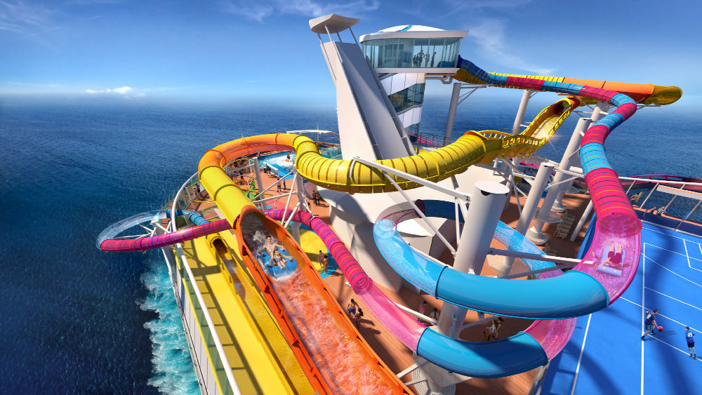 What's new on Royal Caribbean's Navigator of the Seas for families?