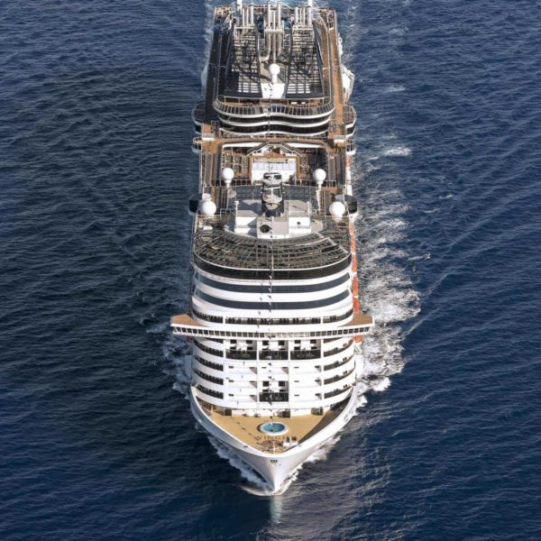 Great cruise ships for babies, MSC BELLISSIMA (2