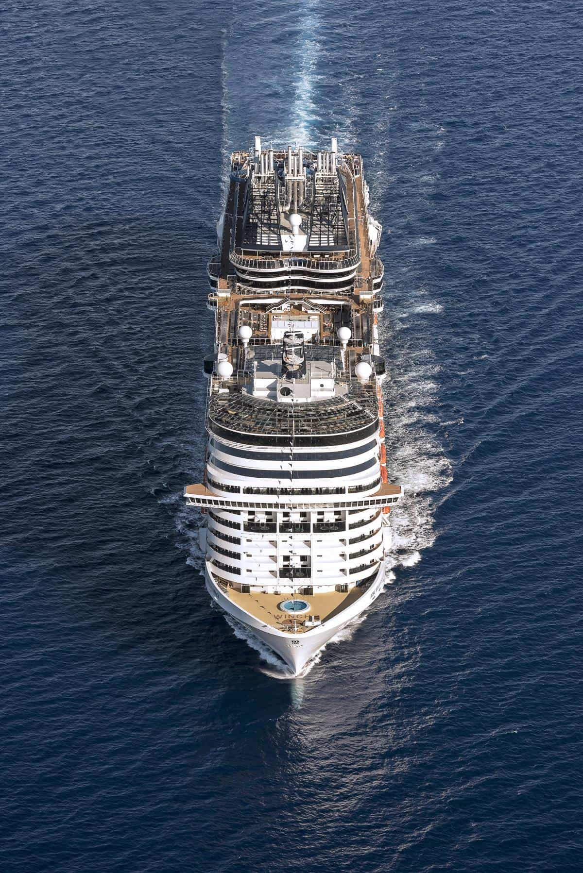 MSC Announces An Exciting Line Up For The Naming Ceremony Its Newest Ship MSC Bellissima