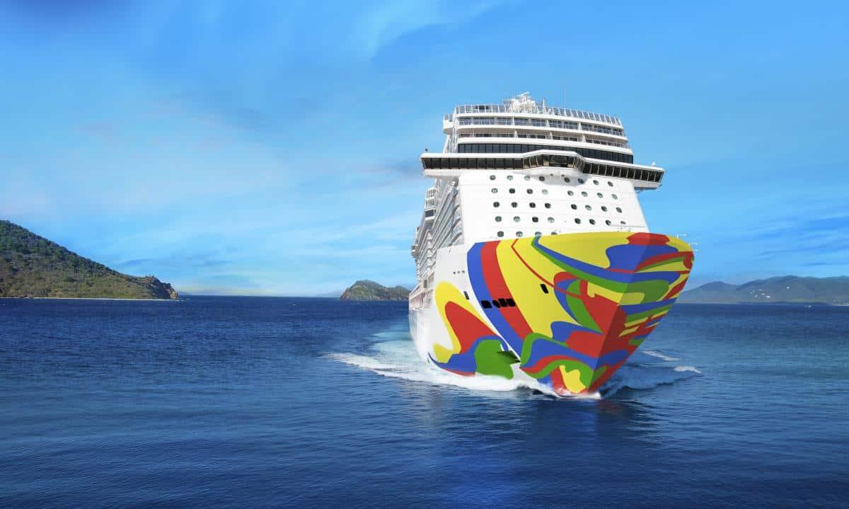 Great cruise ships for babies,  Norwegian Encore