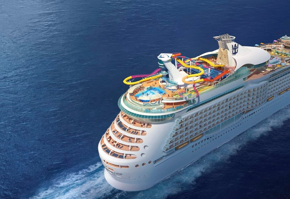 Navigator of the Seas for families after 2019 refit