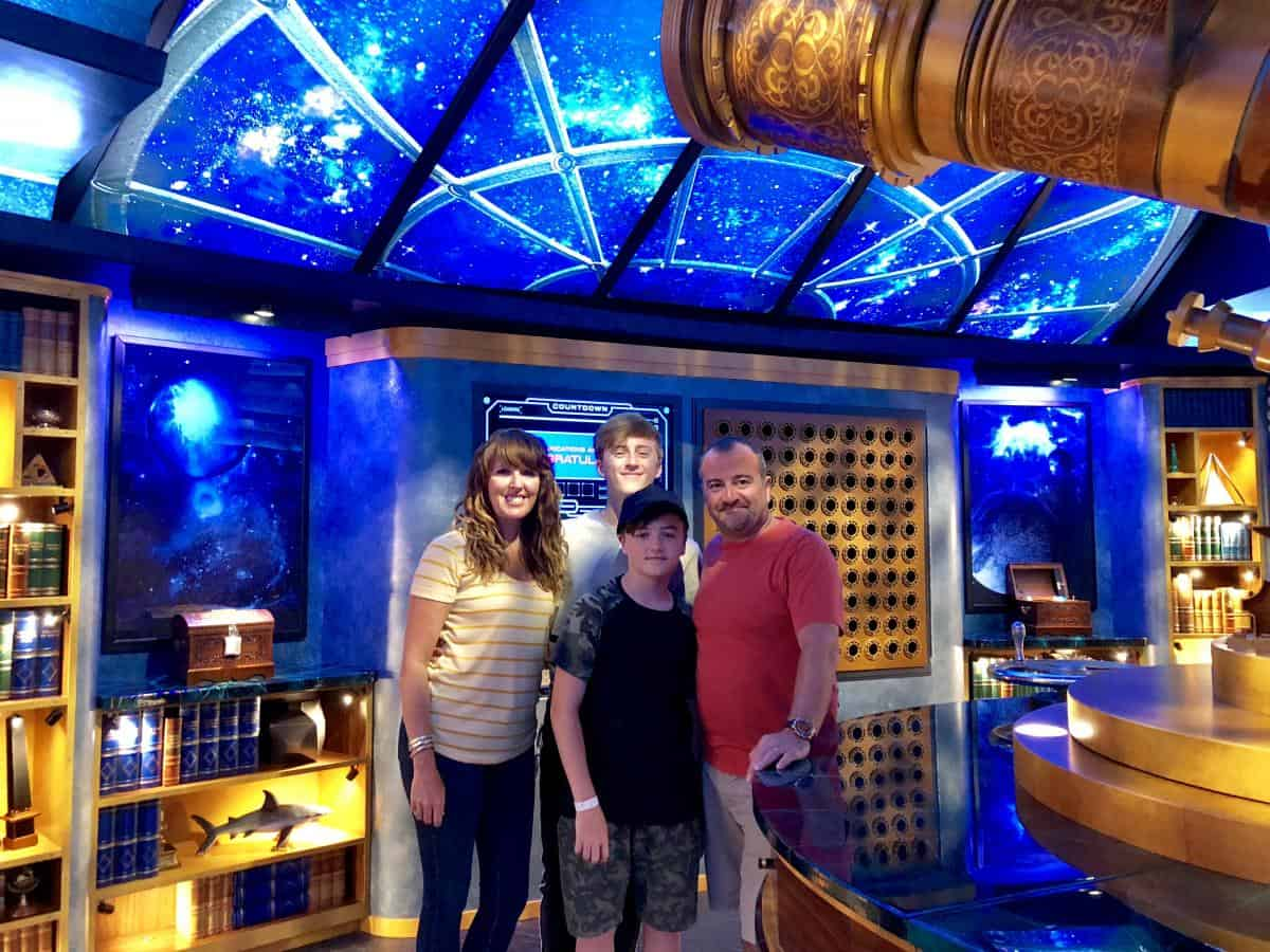 Escape roomsLots of ships are now adding state of the art Puzzle room or escape rooms.