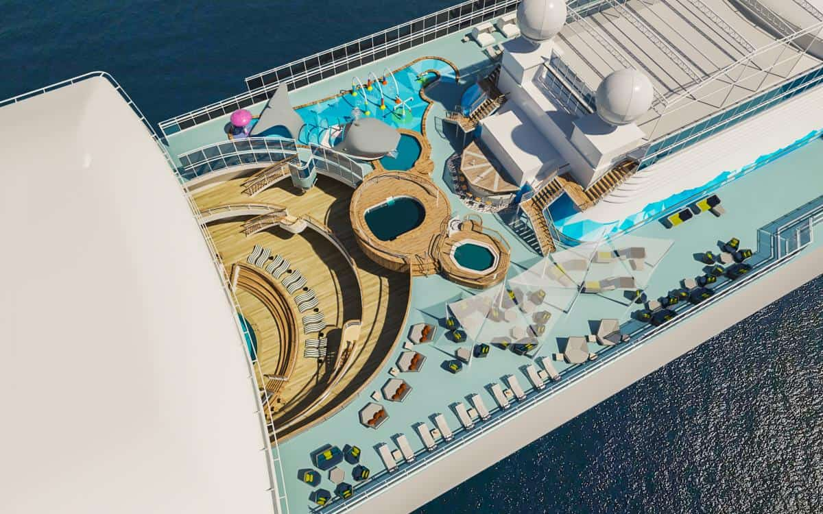 The New And Exciting Family Friendly Princess Cruises Areas