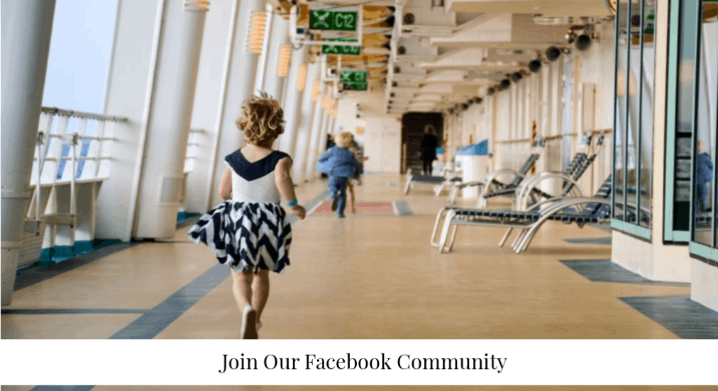 Join Our Family Cruising Facebook Community