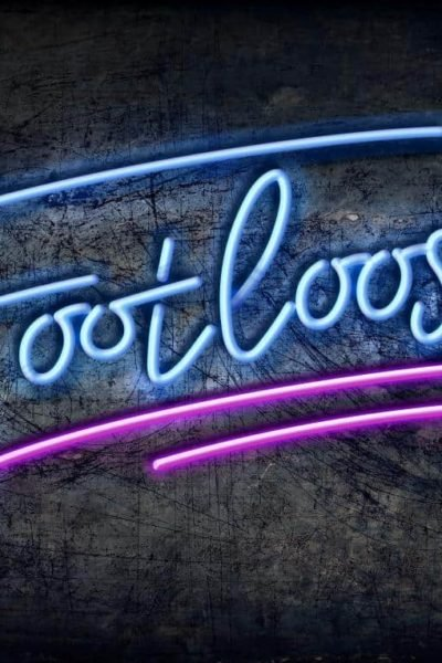 Norwegian Joy - Footloose Logo