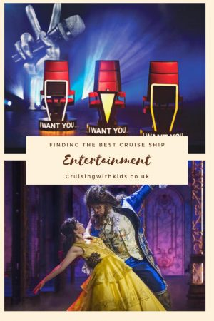 What entertainment can you find on cruise ships?