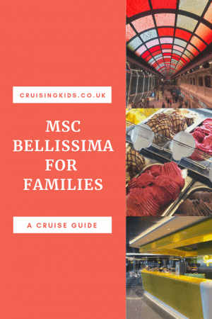 Discover the MSC Bellissima for Families , the ultimate guide to cruising with kids on the sea. This amazing ship has loads to offer adult and children alike.