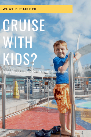 what is it like to cruise with kids? will we be able to do everything on board? will the children fall over board? or will we get thrown off if the children do something wrong?Well let me tell you a cruise with children is really not as daunting as it seems and I have to say we were hooked by day one and so were the children!