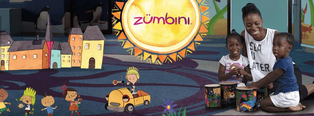 Zumbini on Carnival Cruise Line