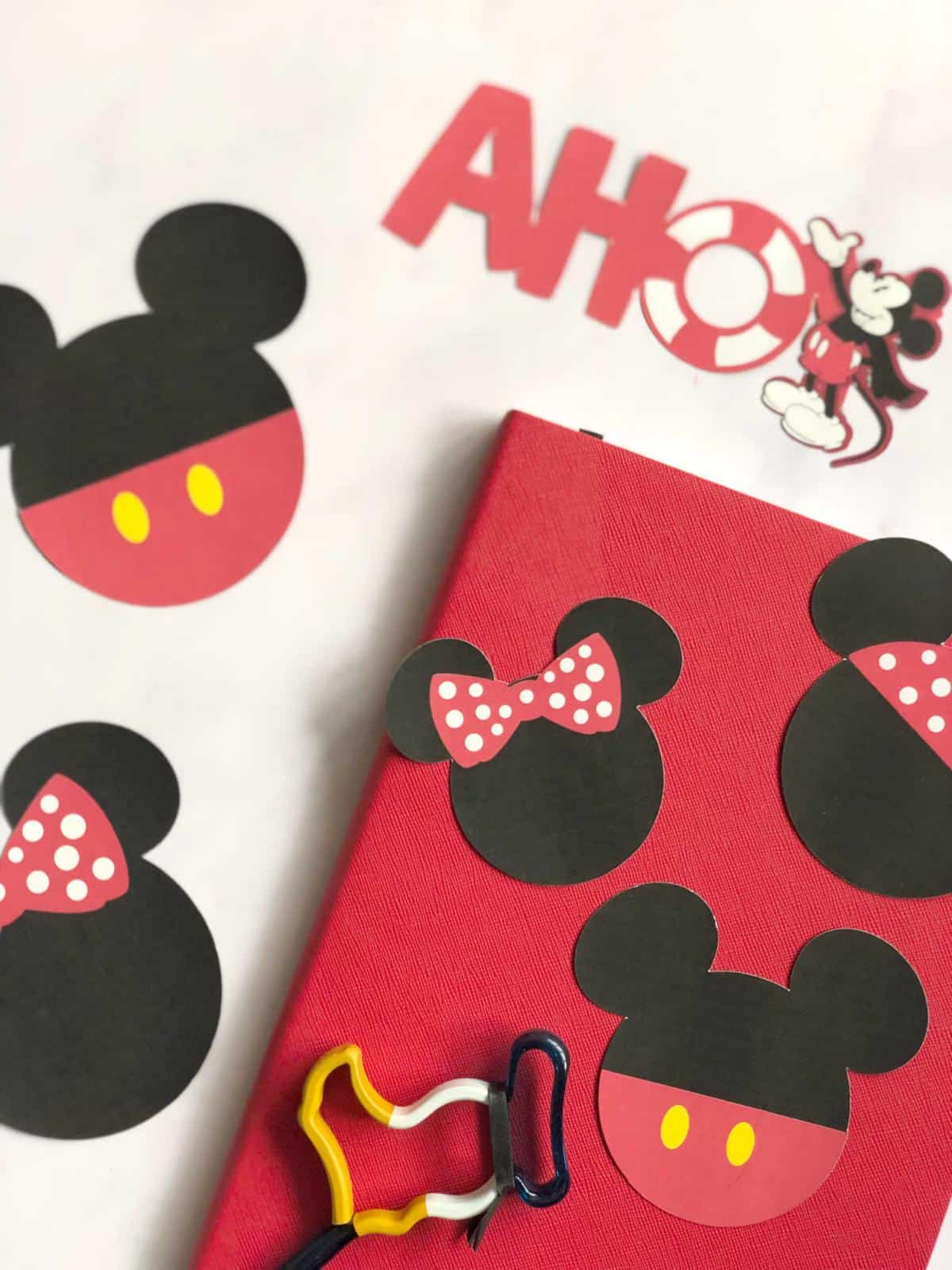 Free Disney Door Magnet templates