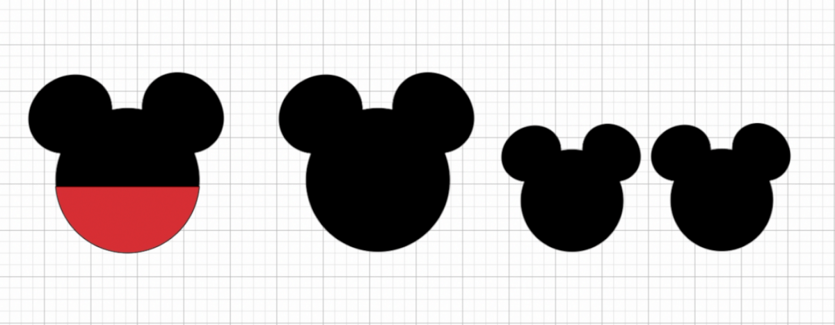 Mickey Door Magnets