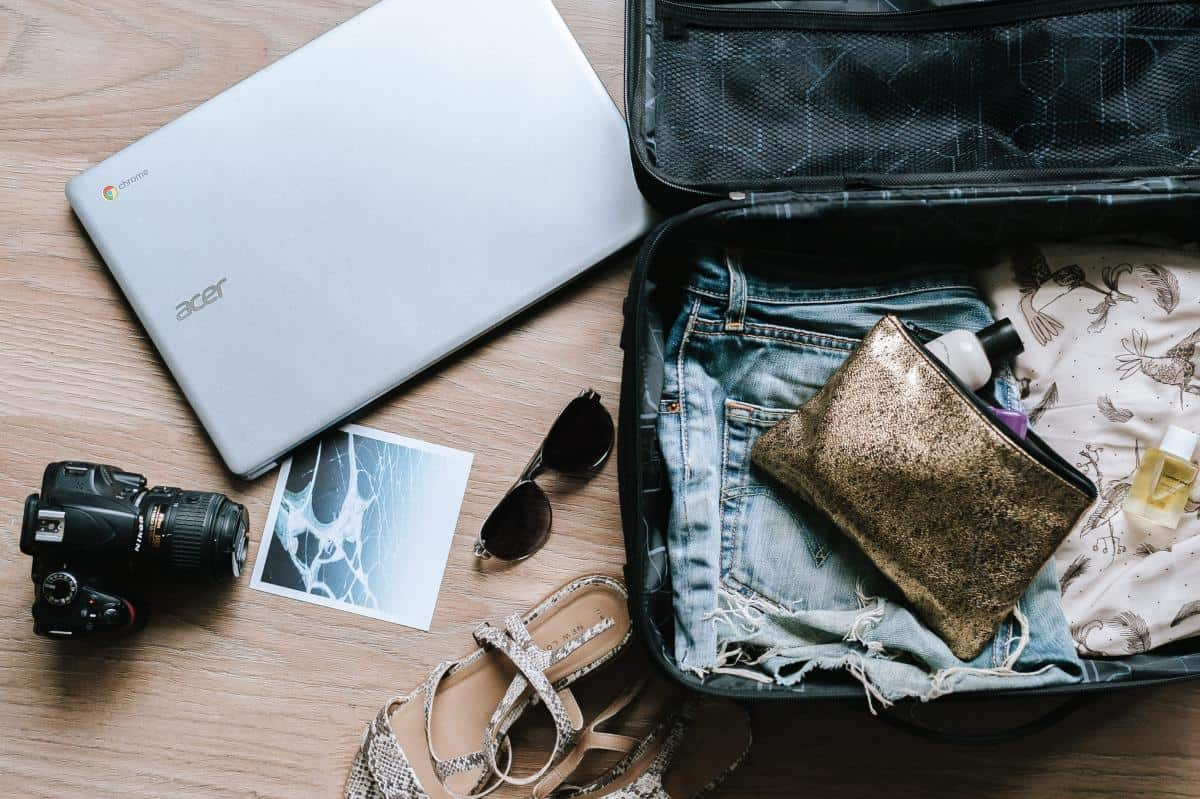 tips for travelling and packing on your trip