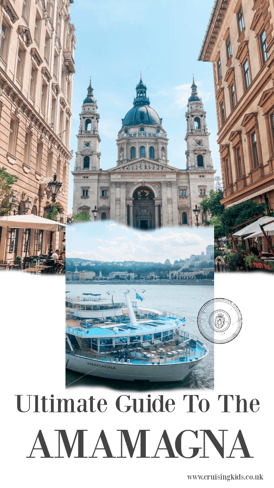 The ultimate guide to the AmaMagna River Cruise Ship, currently the widest river cruise ship on the Danube