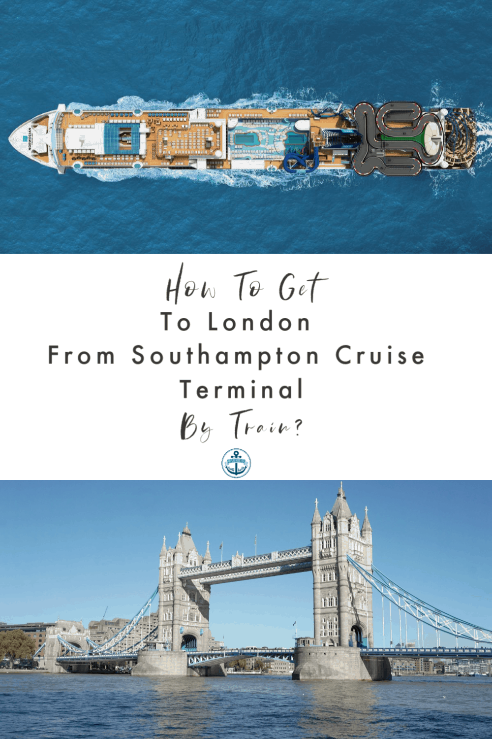 How To Get To London From Southampton Cruise Terminal By Train