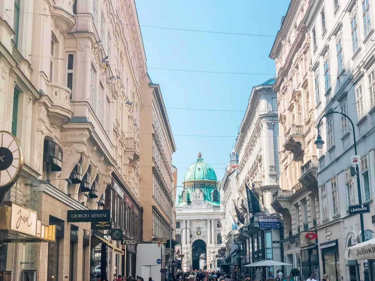 Visiting Vienna River Cruising Vs Ocean Cruising