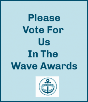 Vote for cruising with kids in the wave awards