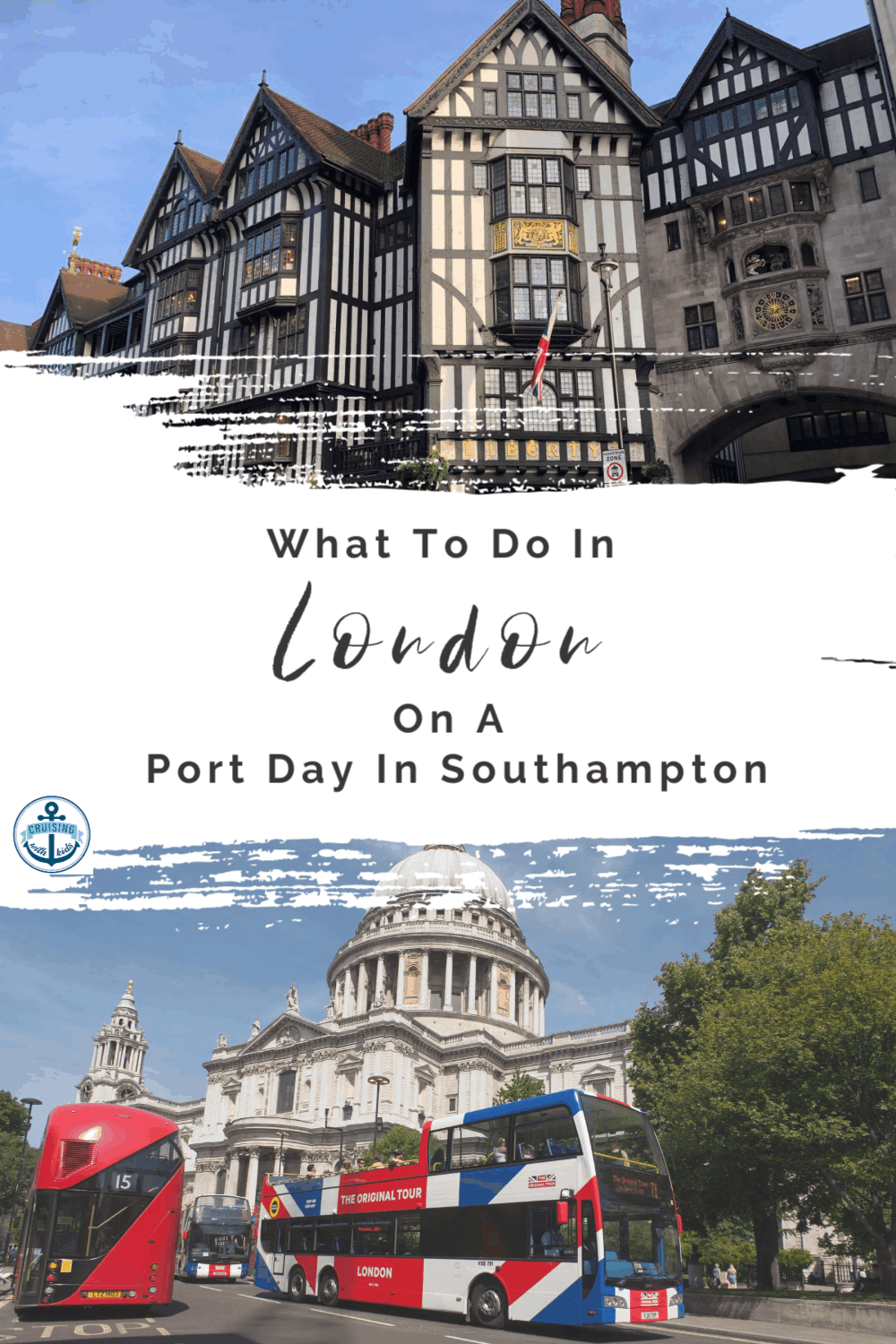 What to do in London on a Port Day in Southampton