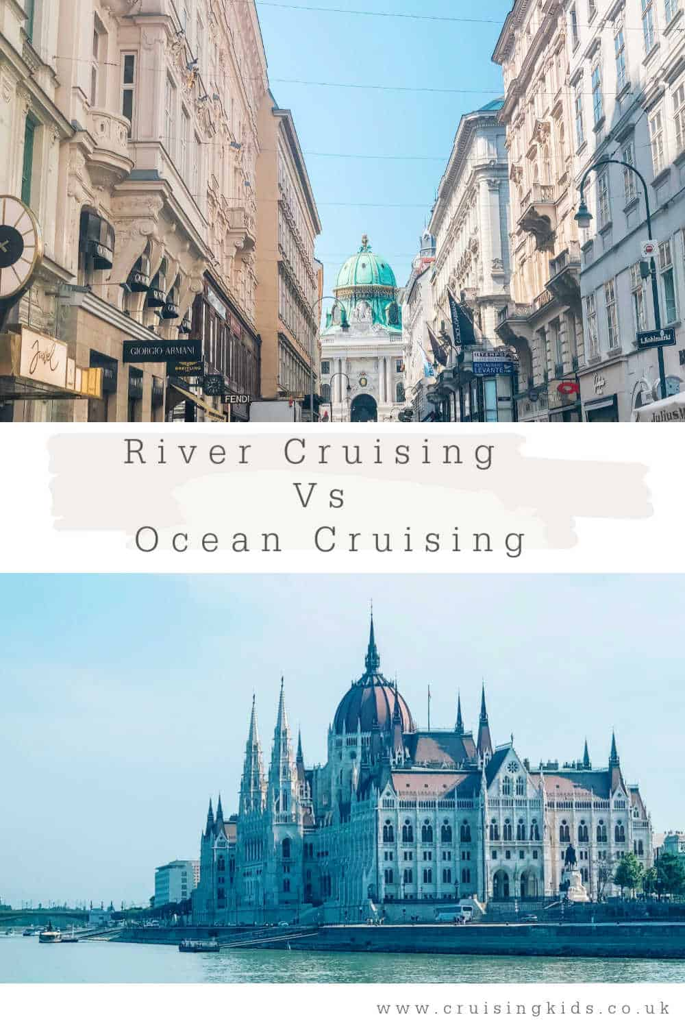 river Cruising Vs Ocean Cruising wehat are the difference between the two