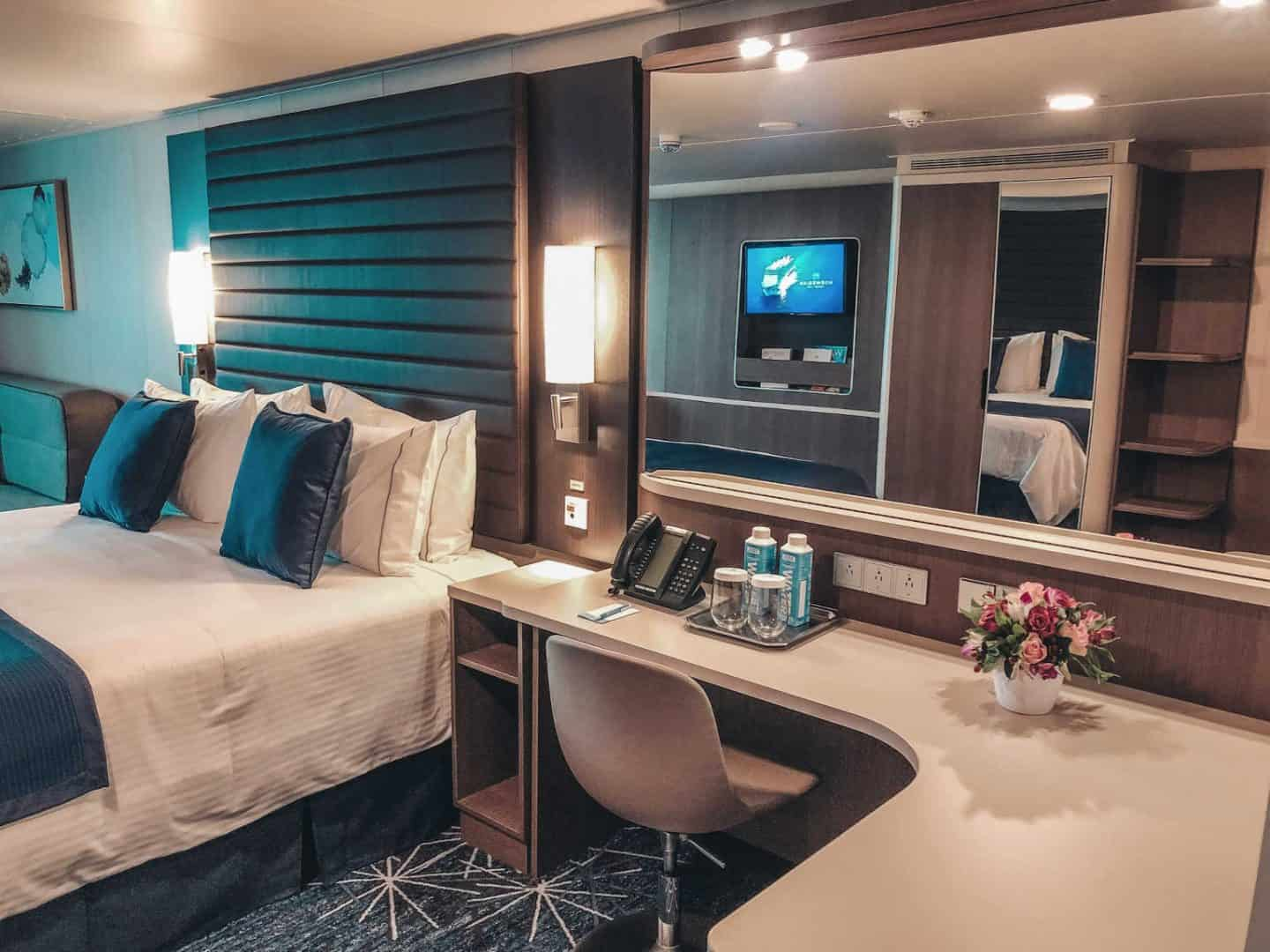 Family Cabin On NCL ENCORE