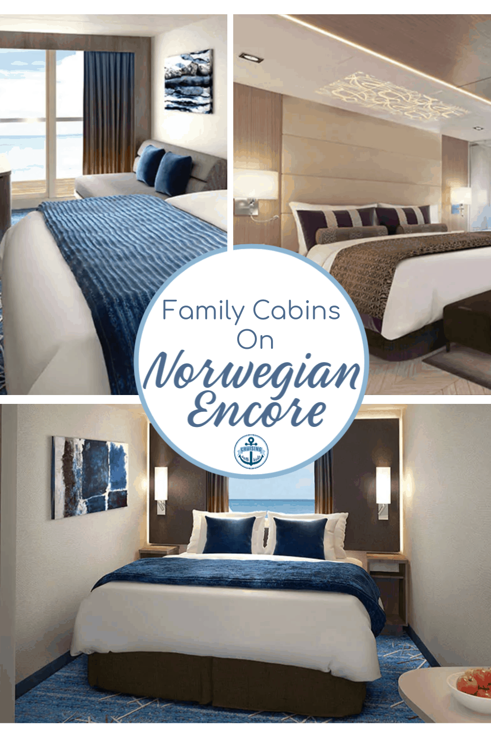 Family Cabins On Norwegian Encore