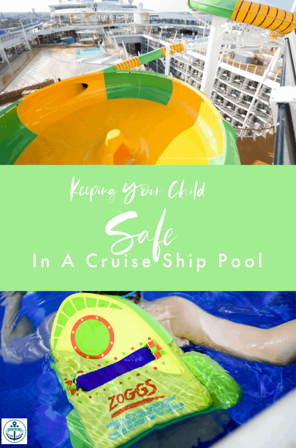 Keeping Your Child Safe In The Pool On A Cruise