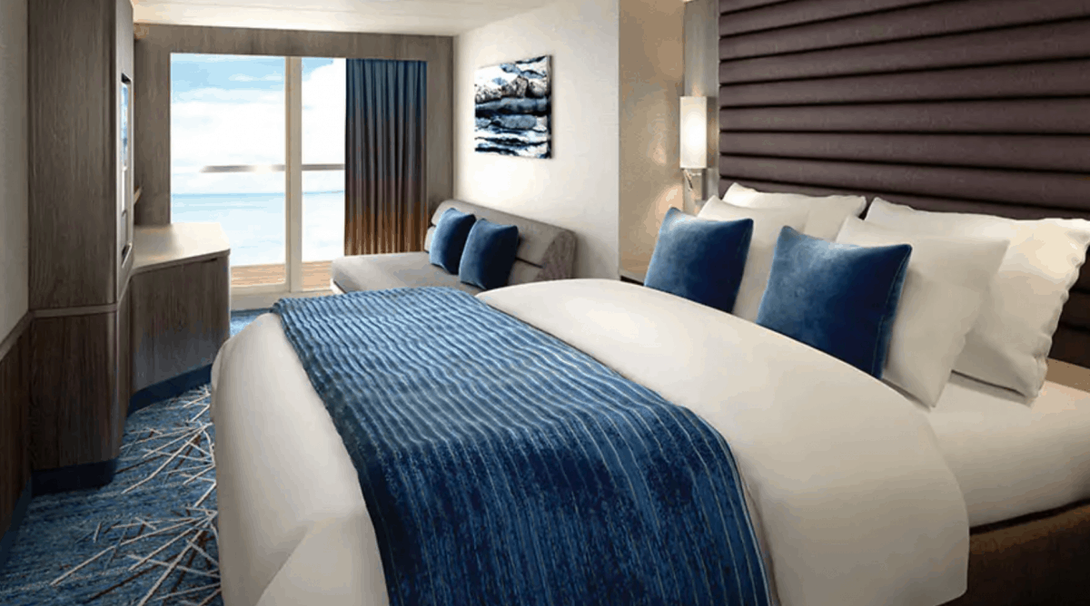 The best cruise staterooms