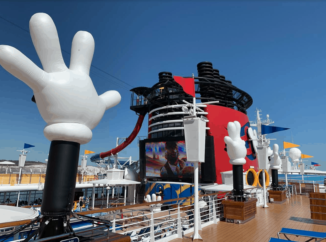 Best Cruises for families Disney cruise line