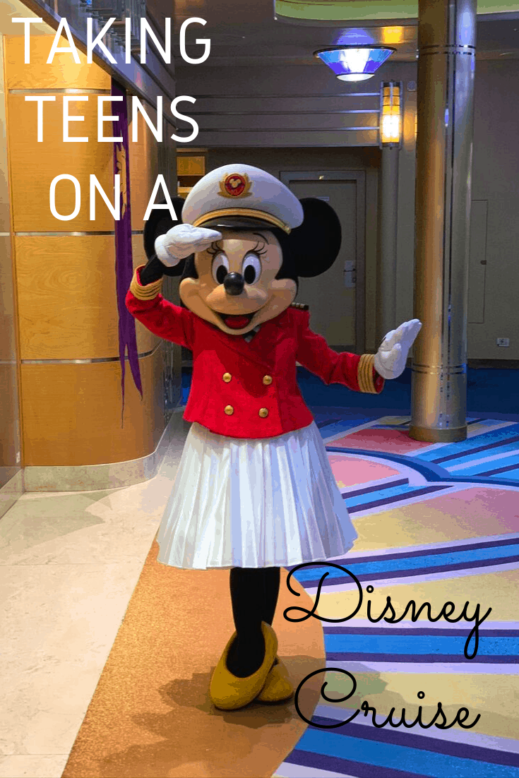 Taking Teens On A Disney Cruise