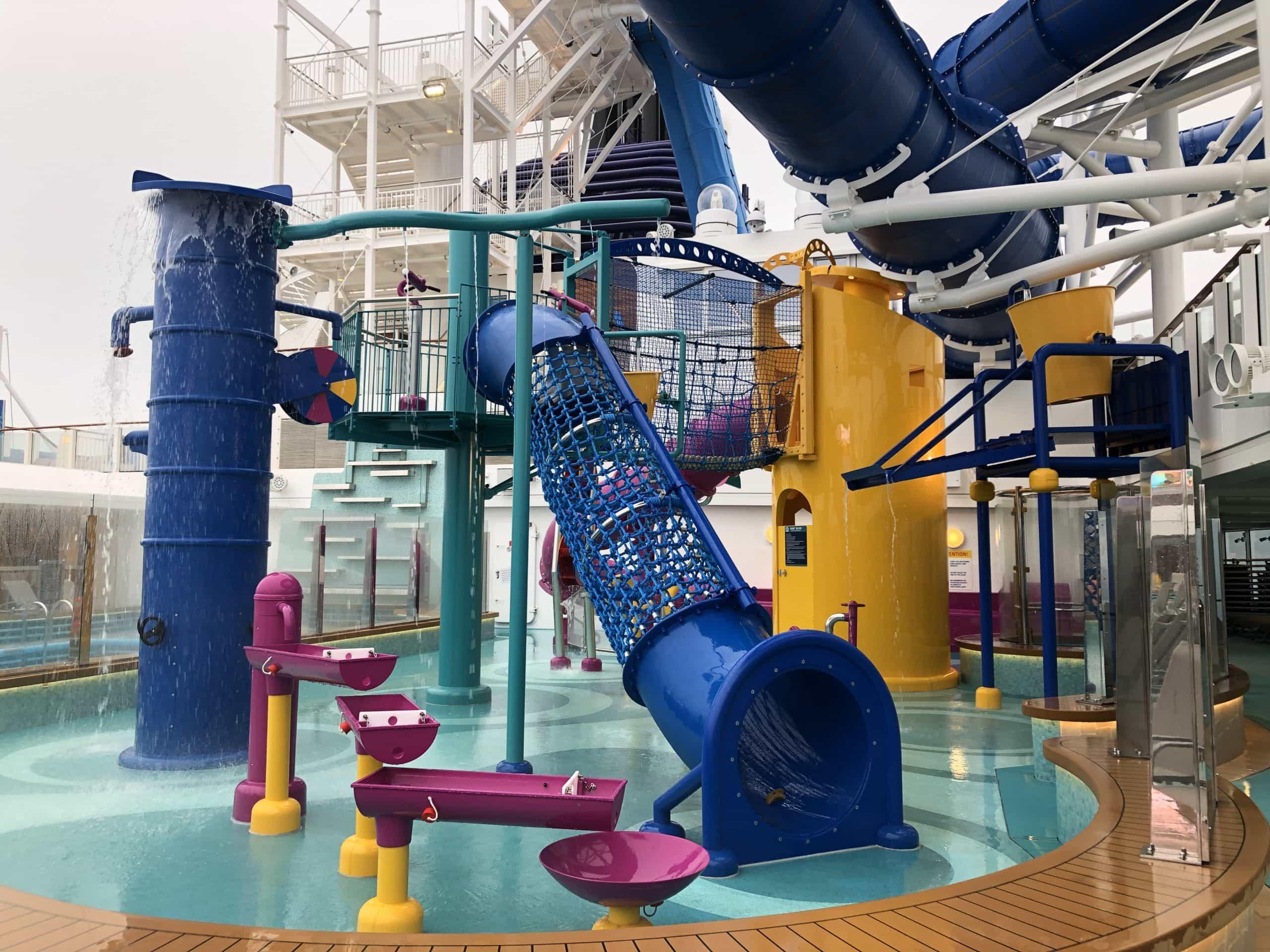 Encore kids Aqua park.