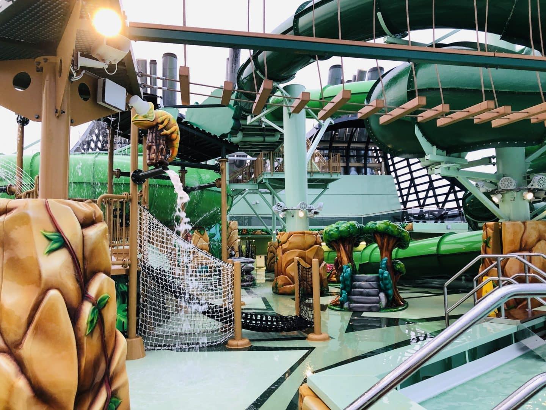 MSC Grandiosa Kids Club Overview - Cruising With Kids
