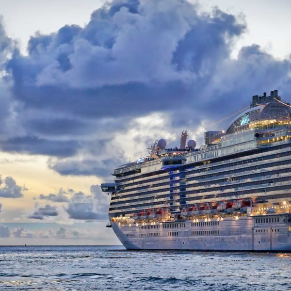 Cruise safety tips cruise ship photo