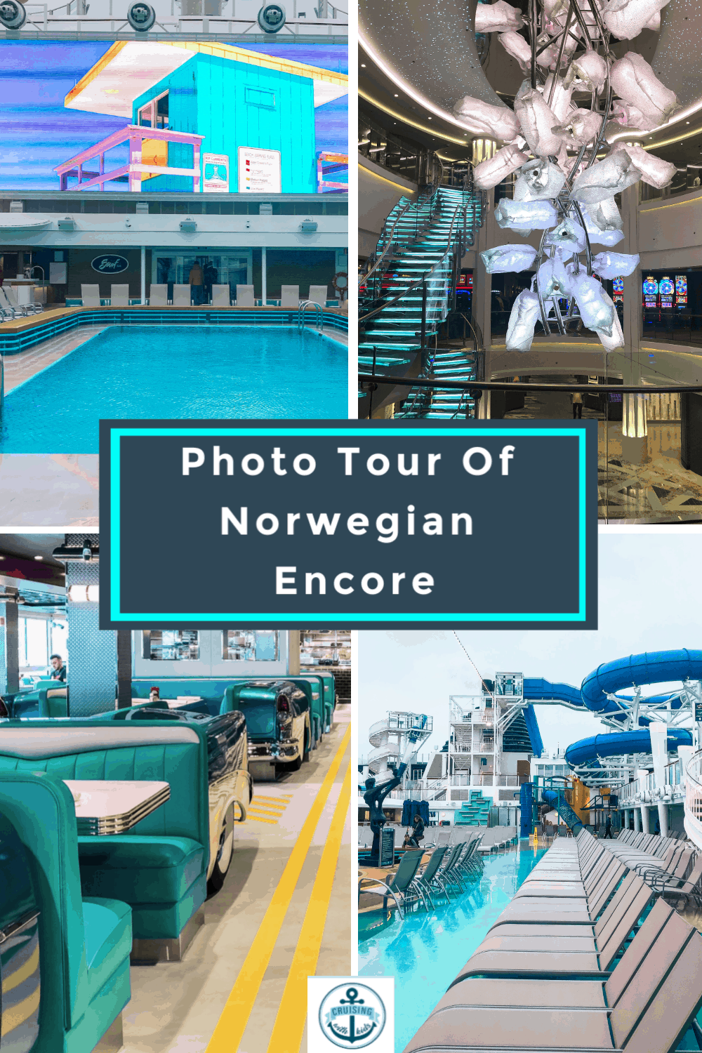A Photo Tour of Norwegian Cruise Lines Newest Ship Norwegian Encore