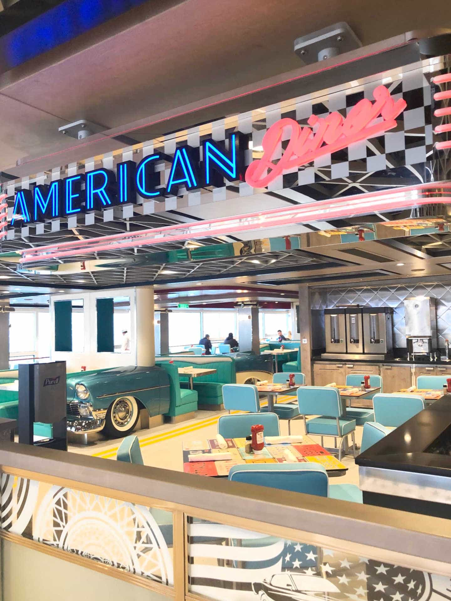 American Diner On Encore