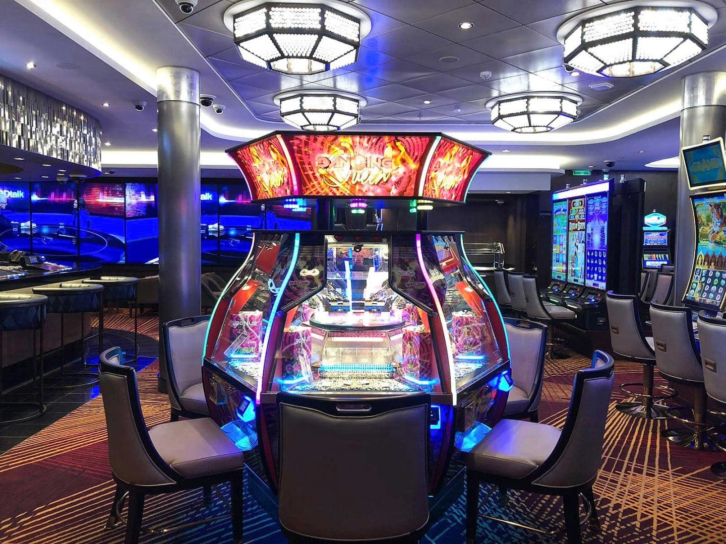 Casino On NCL New Ship