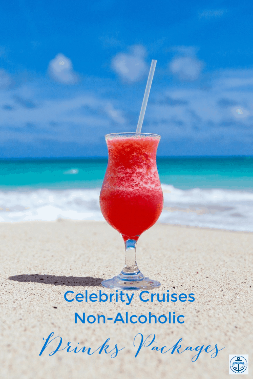 Ultimate guide to Celebrity Cruises Non Alcoholic Drink Packages, including whats included in and the differences between the classic & premium package.