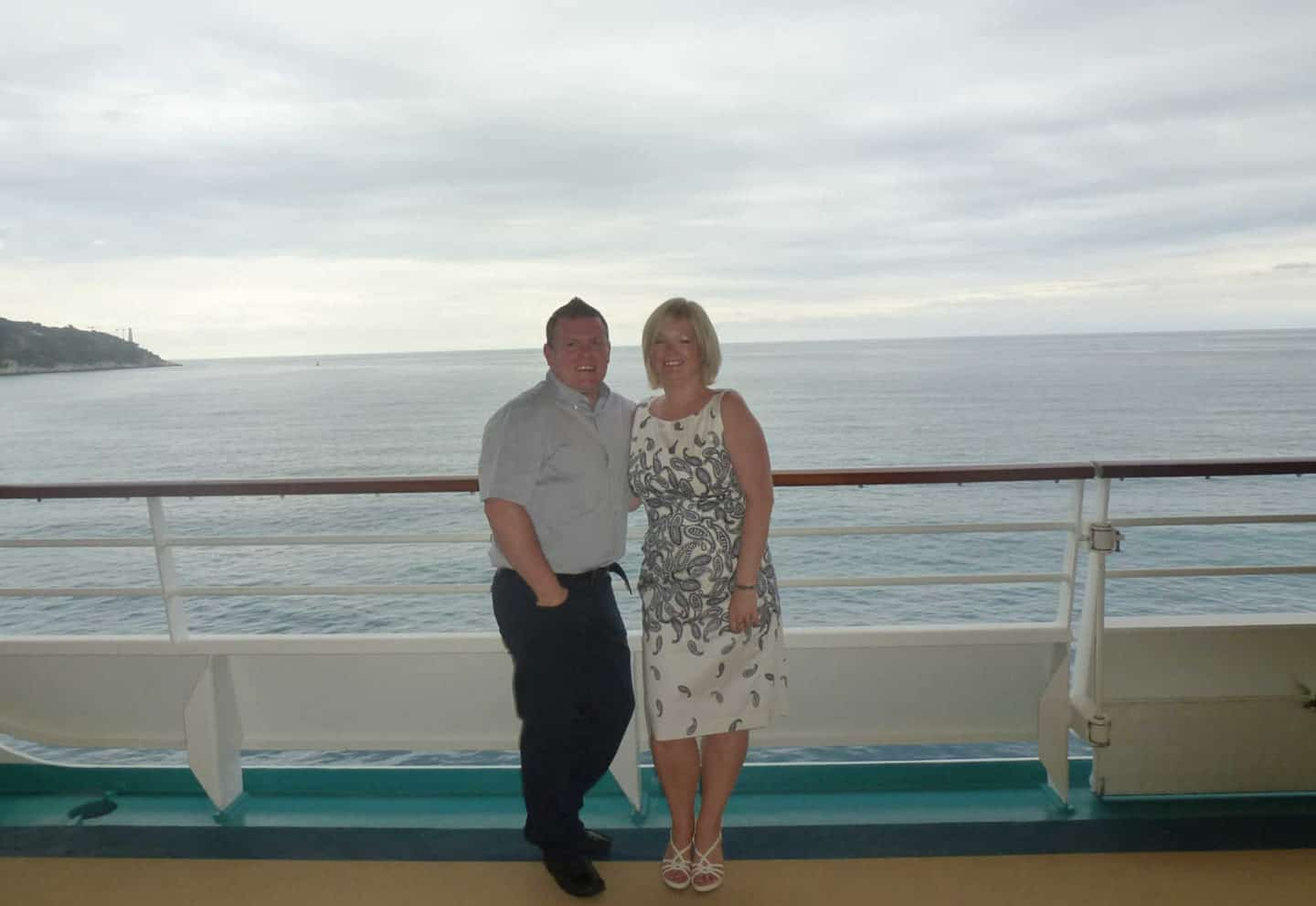 Smart Casual on Royal Caribbean