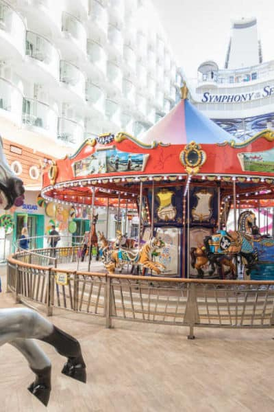 Royal Caribbean cruises for babies including Royal Tots And Nursery Prices