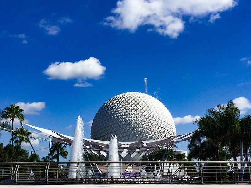 Epcot Walt Disney World tips