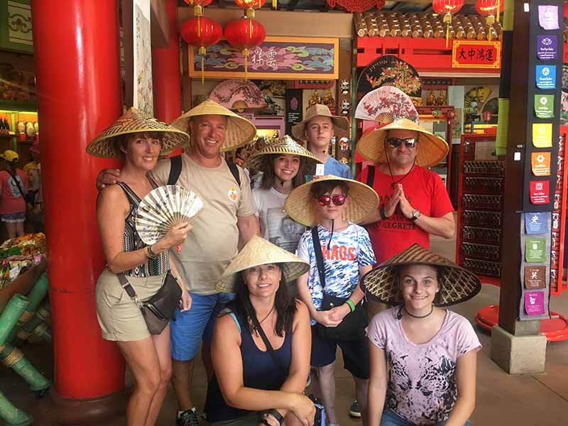Epcot Hats in China Tips for the World showcase