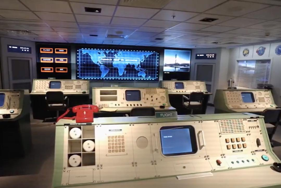 Mission control Replica Escape room on Oasis of the Seas Royal Caribbean
