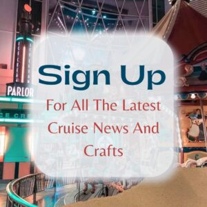 sign up to Cruising For All Cruise And Craft Blog